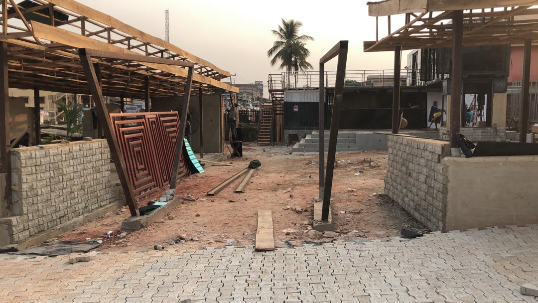 First Prime Construction Company Ongoing Projects (4)