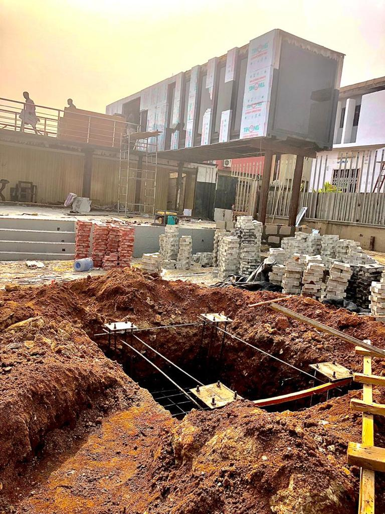 First Prime Construction Company Ongoing Projects (5)